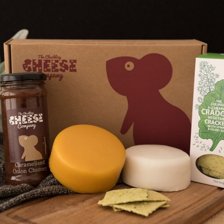 Truckle Build-Your-Own Cheese Gift Box